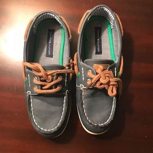 Tommy Hilfiger boat shoes